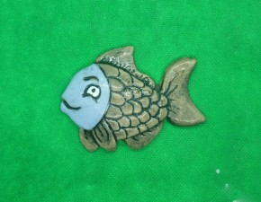 Magnet riba / Fish fridge magnet
